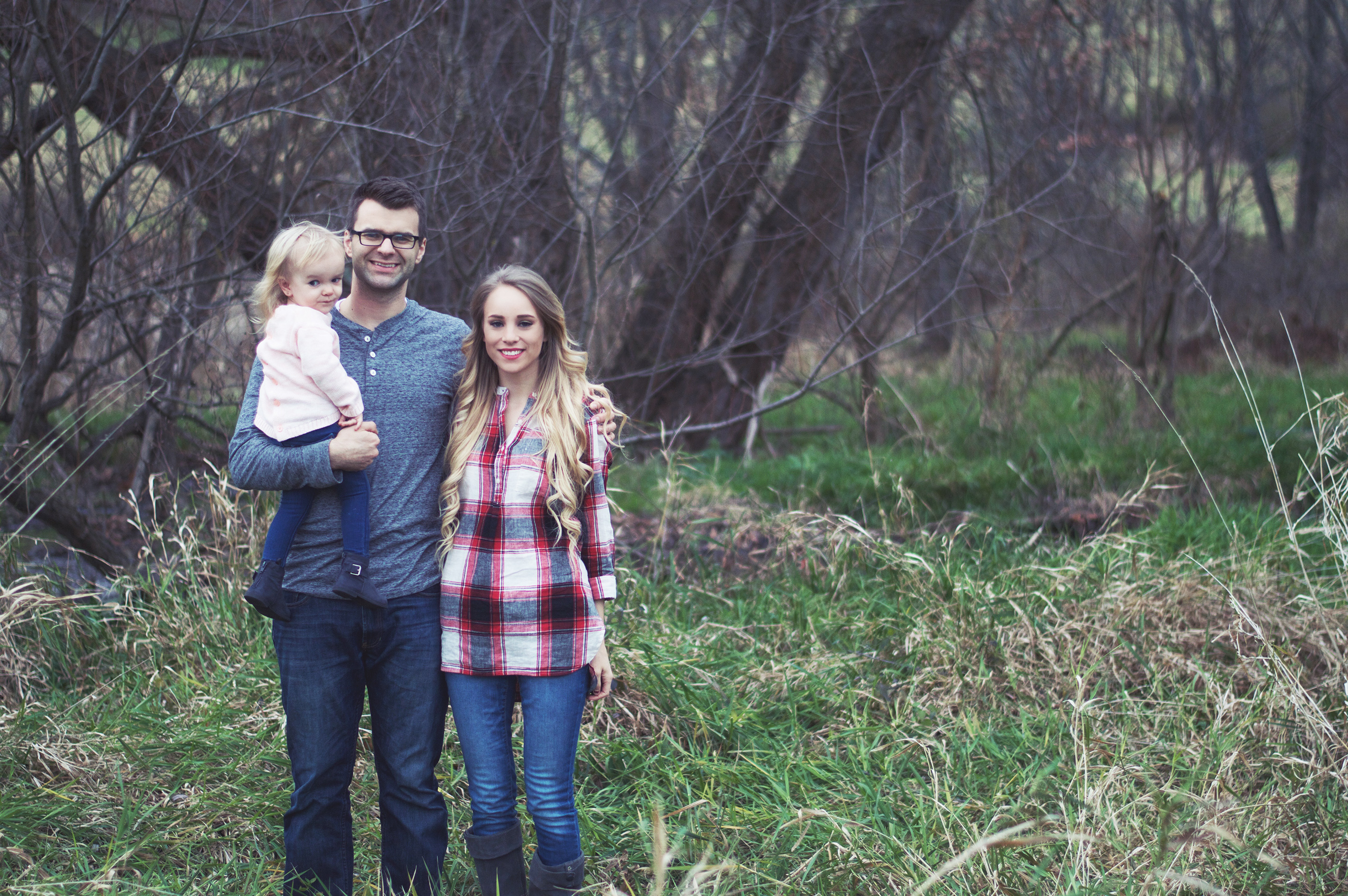 Family Photo Ideas with Fashion Blogger Rachael Burgess