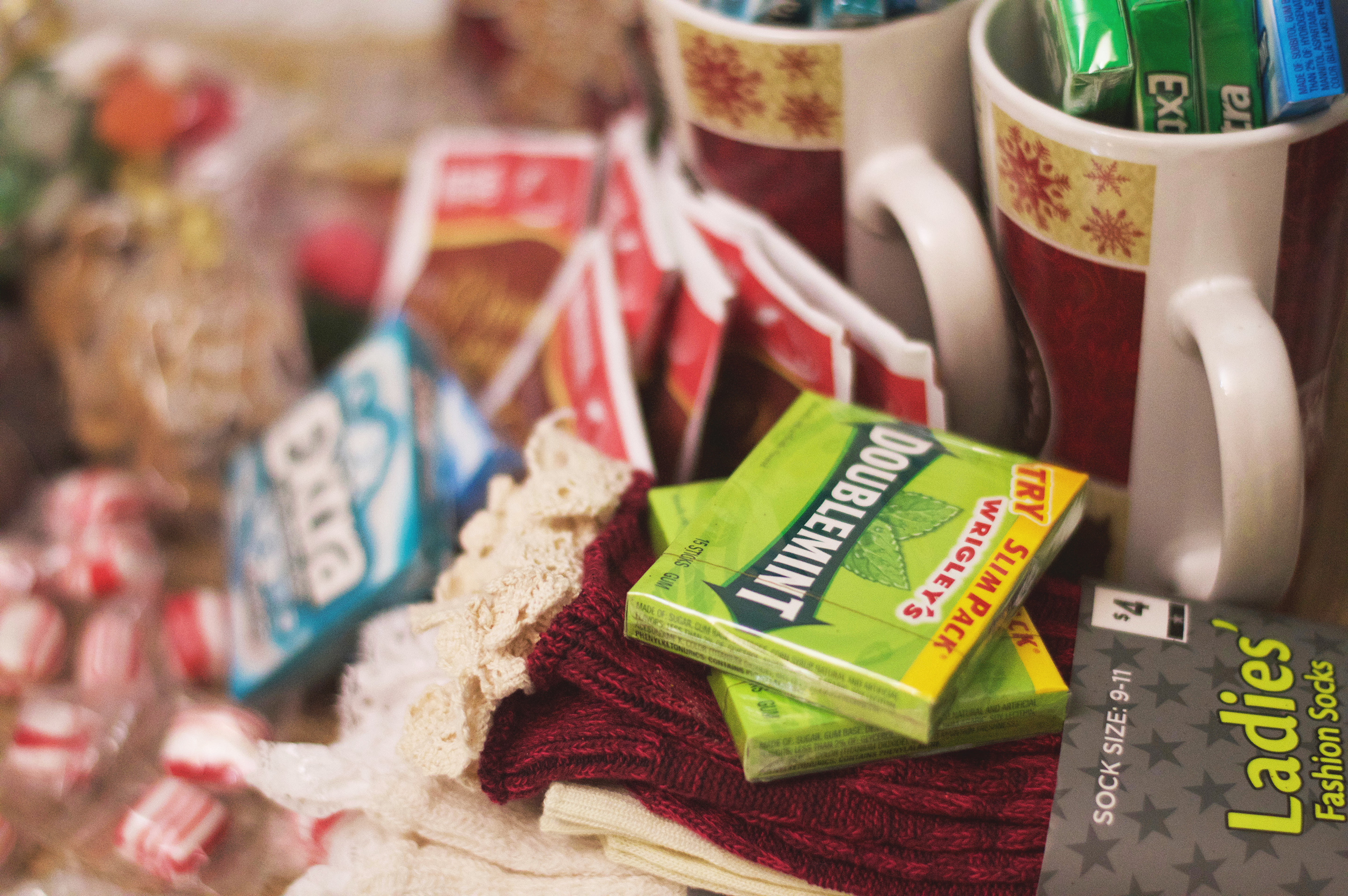 Stuff a Stocking for under $15 with lifestyle blogger Rachael Burgess