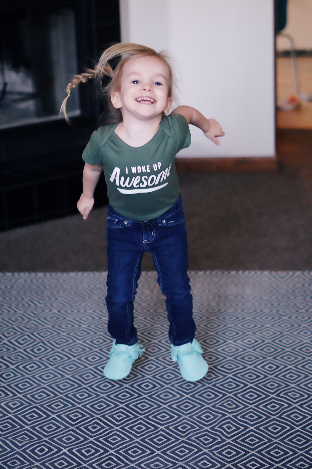 Being a Positive Parent by Rachael Burgess