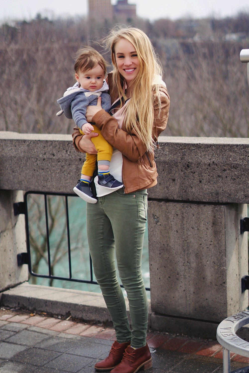Packing List for Traveling with a Baby and Toddler by Rachael Burgess