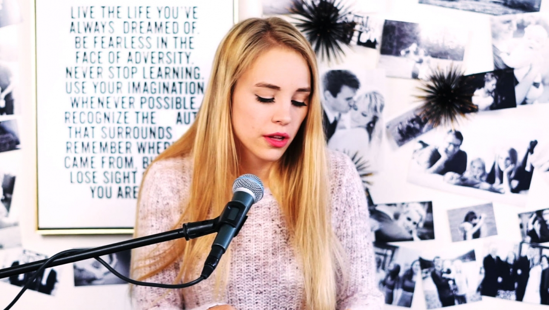 Every Little Thing She Does Is Magic - Sleeping at Last version from Grey's Anatomy cover by Rachael Burgess