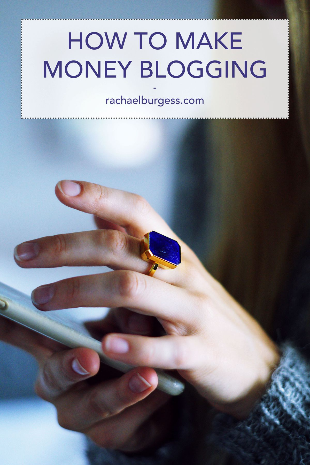 Making Money Blogging | What is an Influencer Agency? by Rachael Burgess