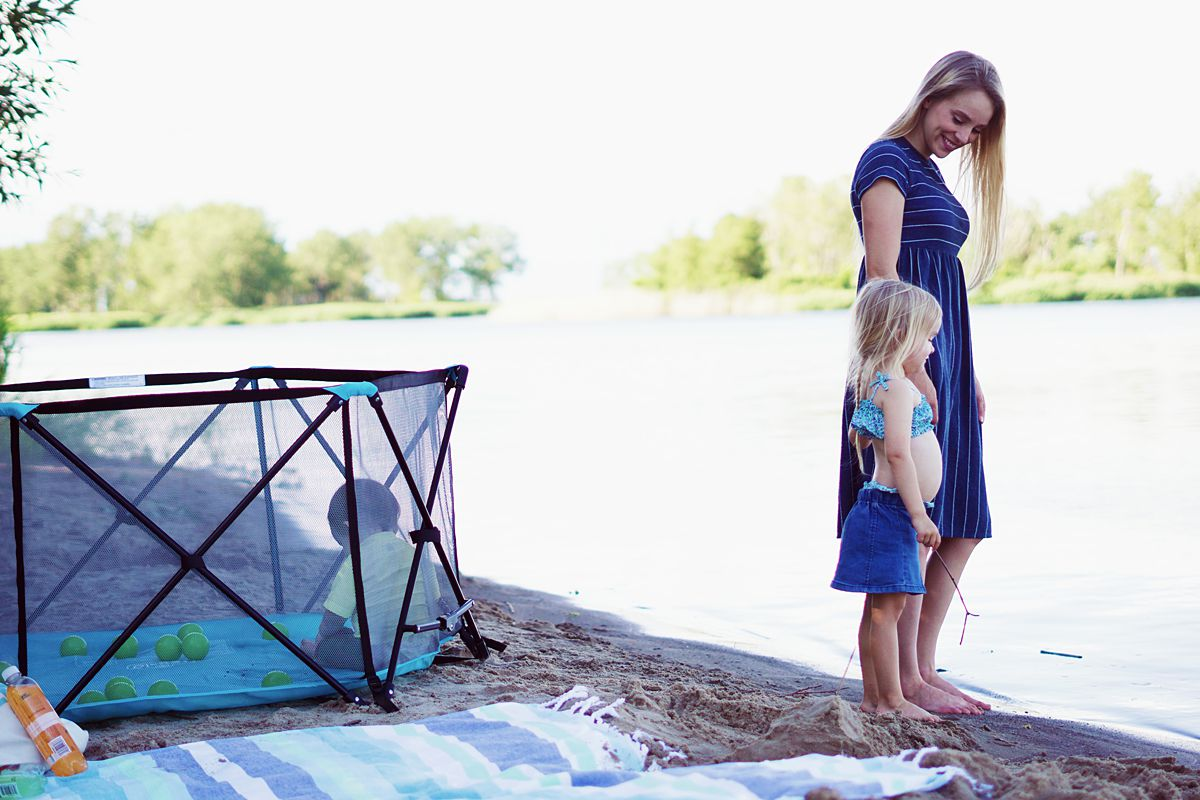 10 Beach Essentials With Babies by Rachael Burgess
