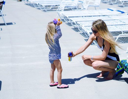 6 Splash Pad Essentials by Rachael Burgess