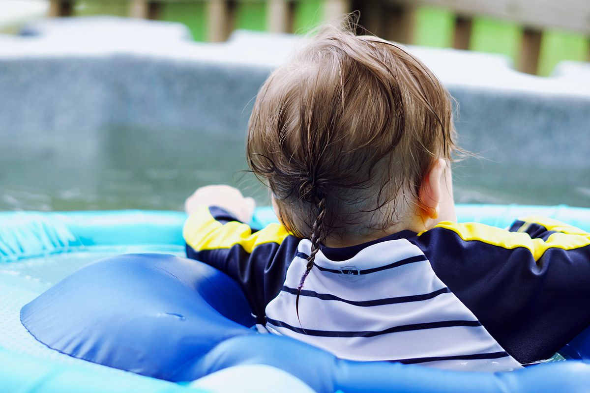 My Kids Grow Natural Mullets by Rachael Burgess