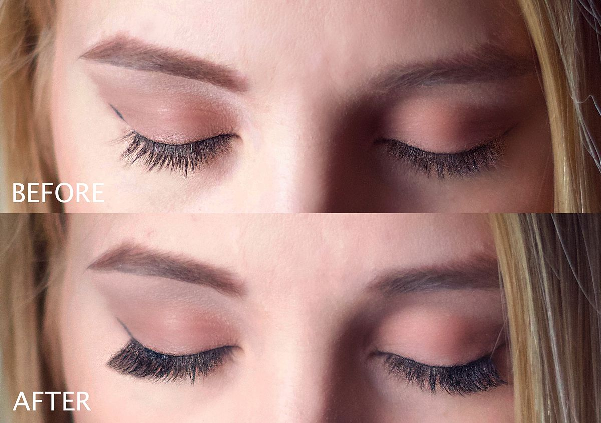 Easy to Apply, Magnetic False Eyelashes | Rachael Burgess