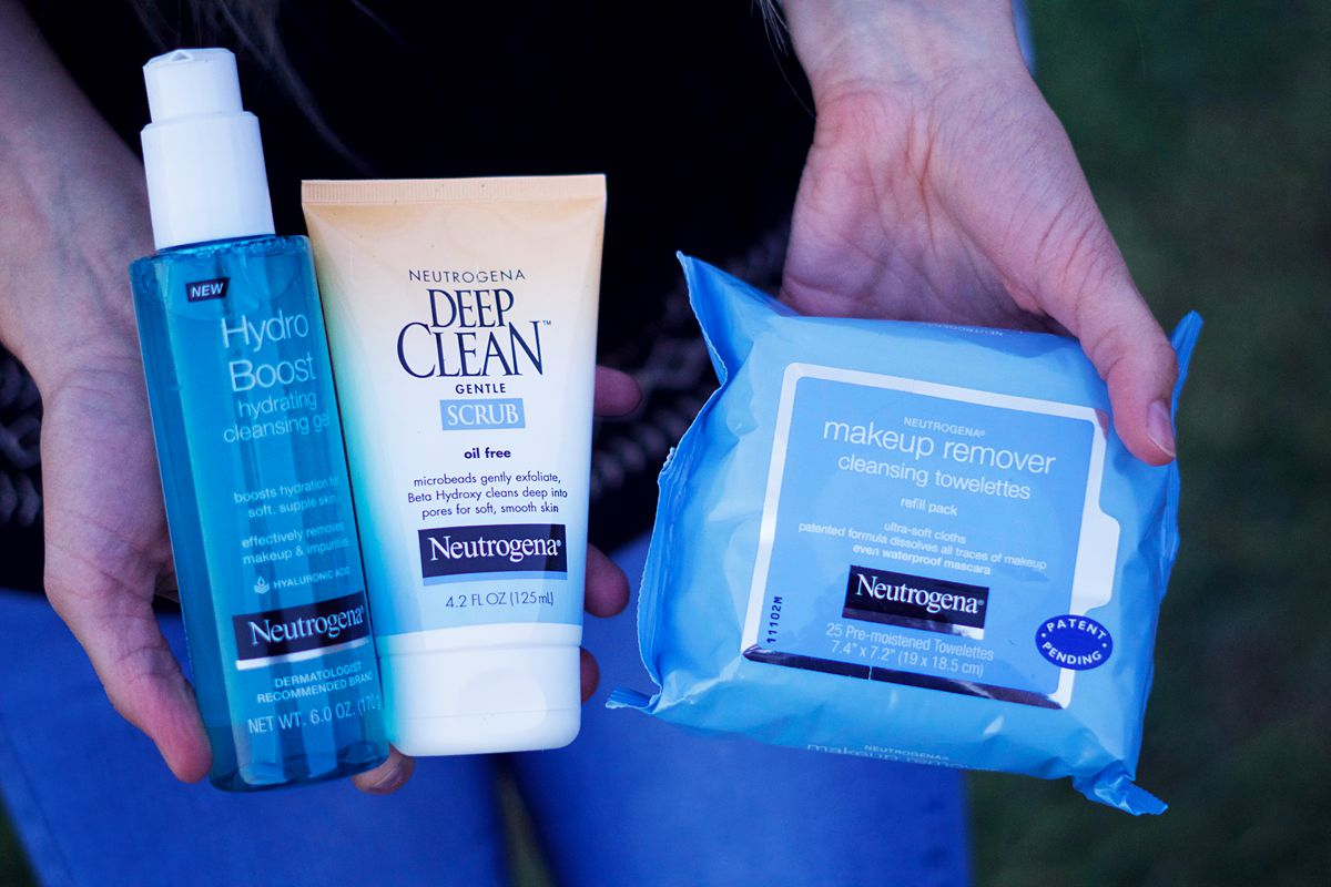 Shopping Best Friend Neutrogena Sale | Rachael Burgess
